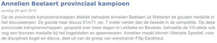 Grootwetteren - 20150426