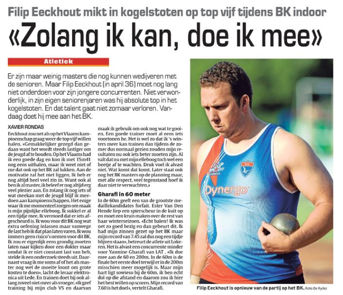 Filip Eeckhout - Het Laatste Nieuws - 21 februari 2015