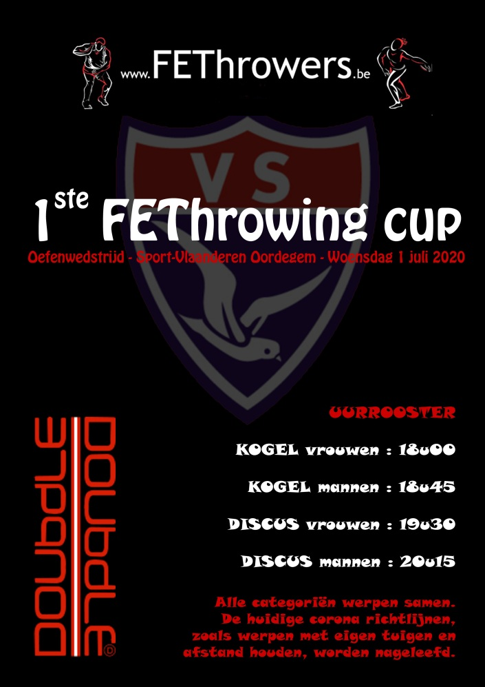 FEThrowing cup